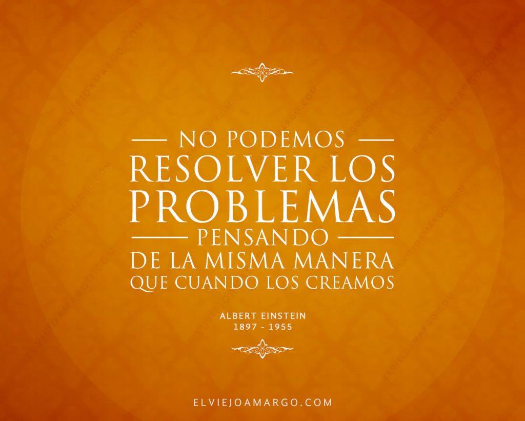 no podemos resolver problemas