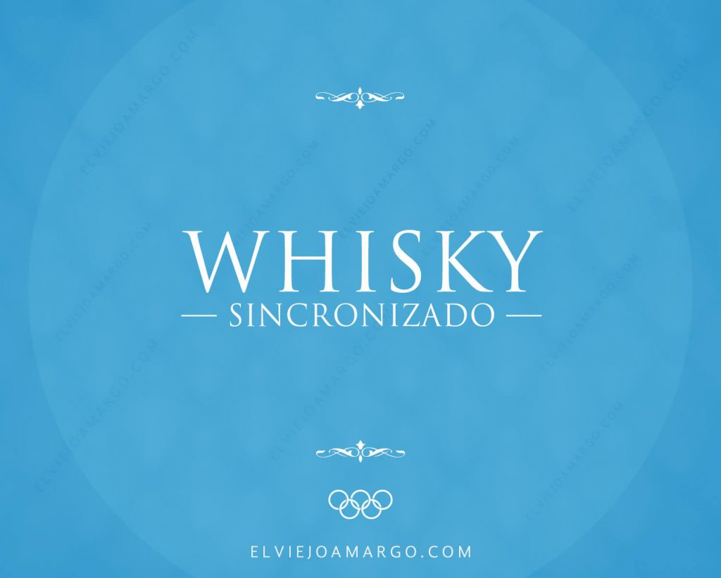 whisky sincronizado