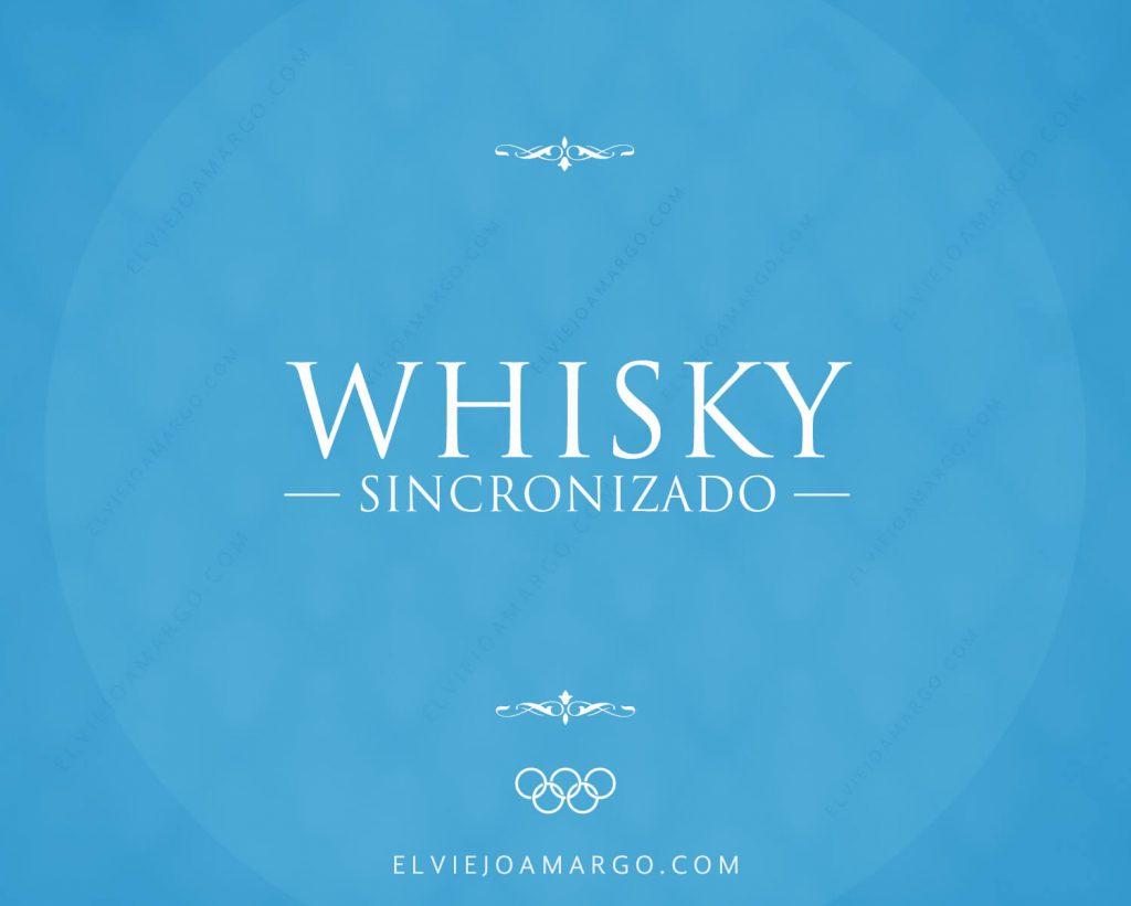 whisky sincronizado